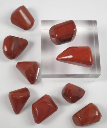 Rød jaspis