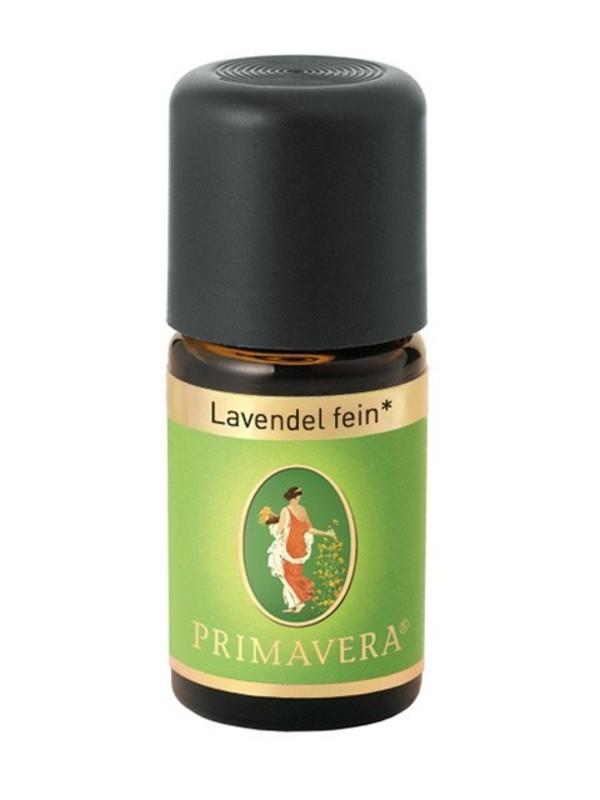 Primavera æterisk olie Lavender Fine 5 ml.