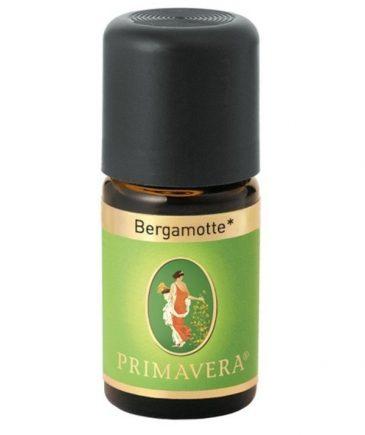 Primavera æterisk olie: Bergamotte 5 ml.