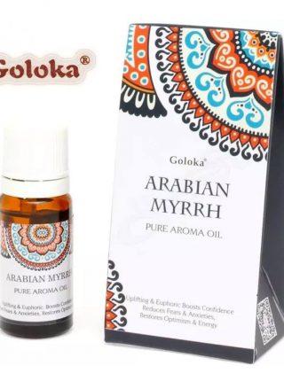 Æterisk olie Arabian myrrh