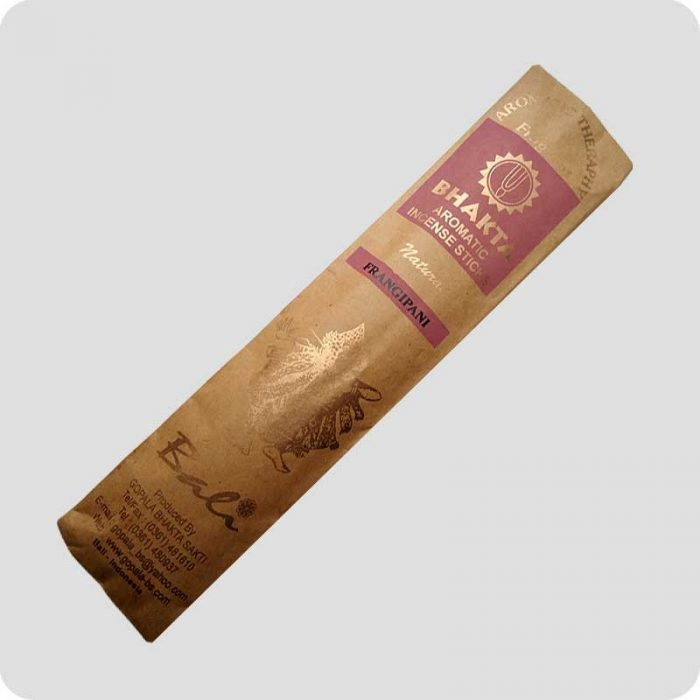 Bhakta røgelse frangipani
