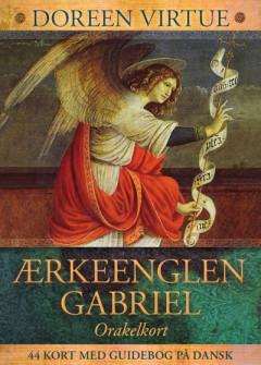 Ærkeenglen Gabriel tarotkort