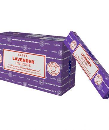Lavendel incense røgelse