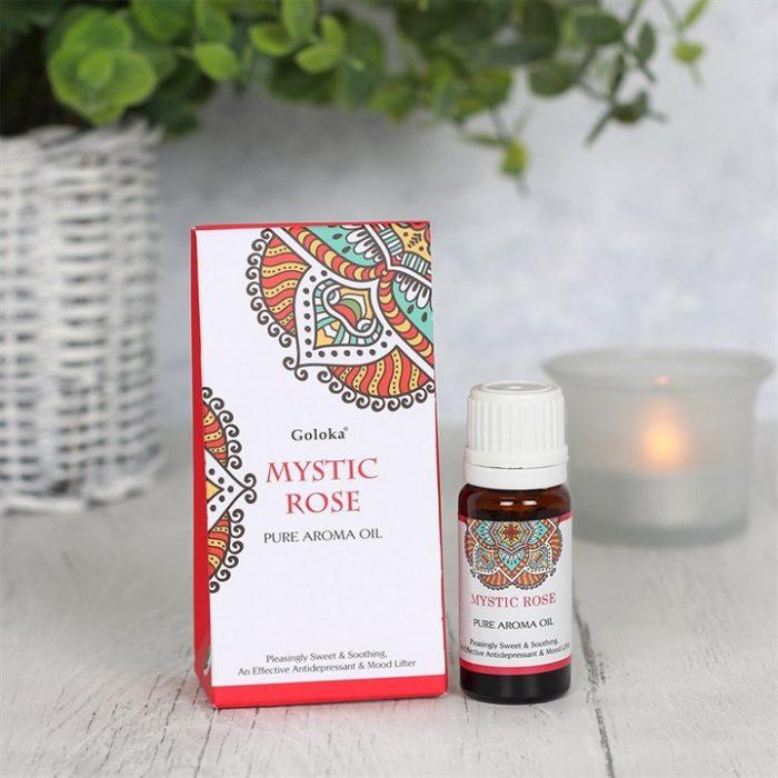 Mystic Rose Goloka æterisk olie