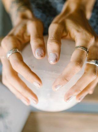 Krystal kugle