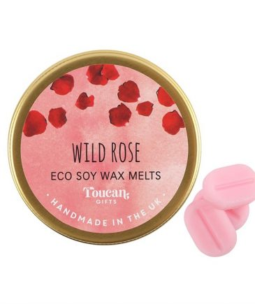 Vild rose eco soyavoks