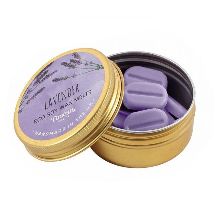 Lavendel eco soyavoks