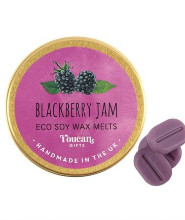 Blackberry jam eco soyavoks