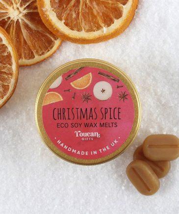 Christmas spice eco soyavoks