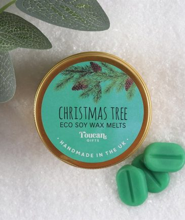 Christmas tree soyavoks