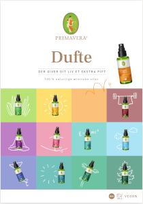 Primavera Room spray dufte til hjemmet