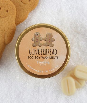 Gingerbread eco soyavoks
