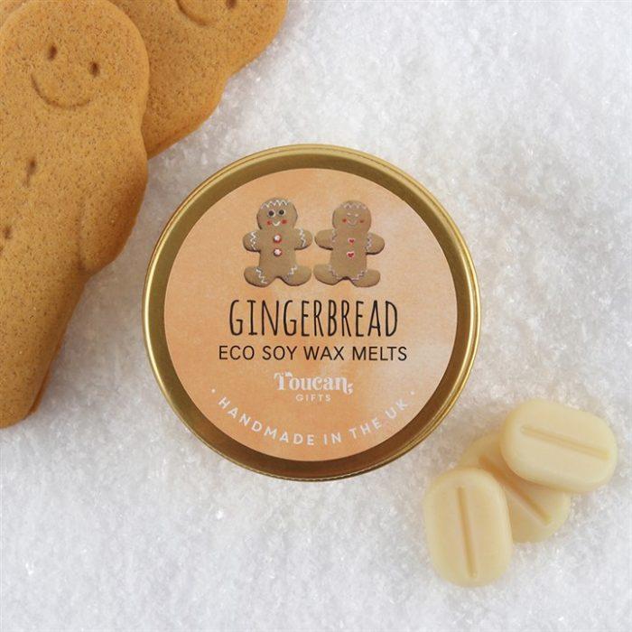 Gingerbread eco soyavoks