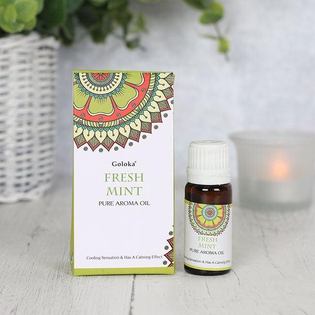 Goloka Frish mint