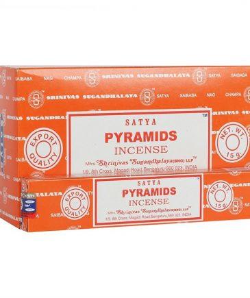 Satya Pyramids røgelsespinde