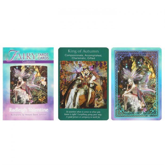 Fairy tarot koer fra Radleigh Valentine