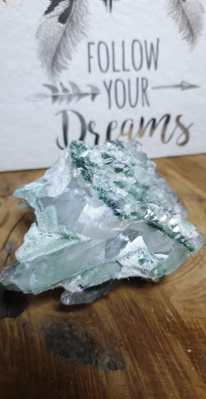 Grøn ghost krystal