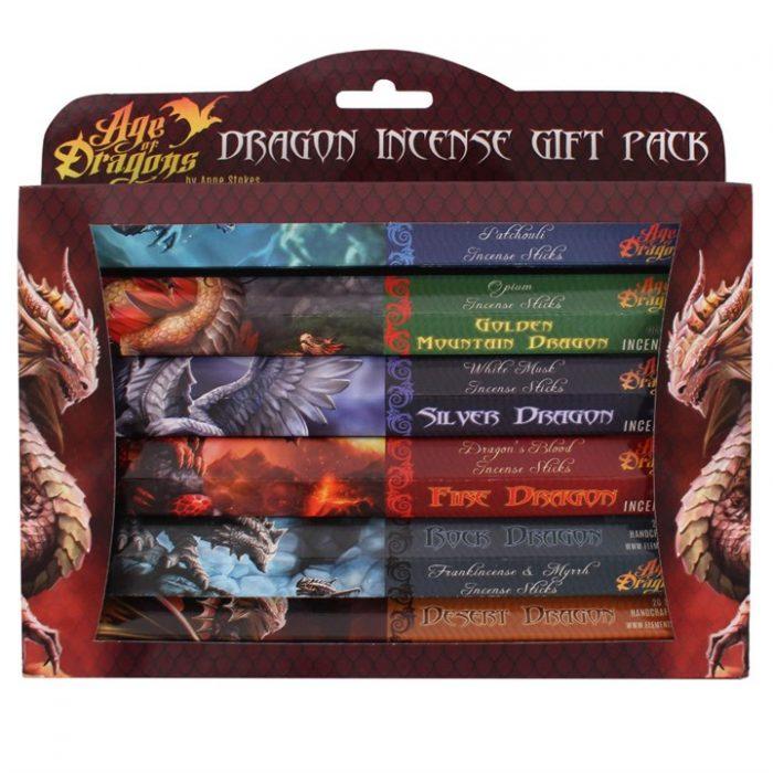 Age of Dragons af Anne Stokes røgelse