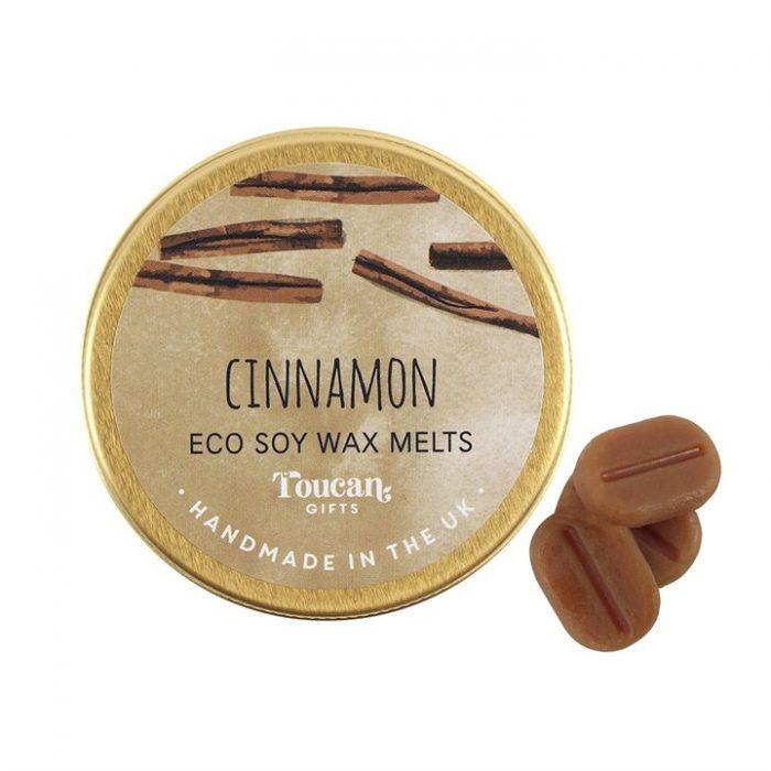 Cinnamon eco soya wax